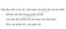 Bài 2 trang 149 SGK Sinh học 9