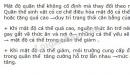 Bài 3, trang 142, SGK Sinh học lớp 9