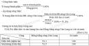 Căn cứ vào bảng 36.1, hãy tính tỉ lệ (%) diện tích và sản lượng lúa của Đồng bằng sông Cửu Long so với cả nước. Nêu ý nghĩa của việc sản xuất lương thực ở đồng bằng này