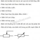 Bài 1 trang 46 Tài liệu Dạy – học Vật lí 9 tập 1