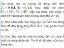 Bài 5 trang 51 Tài liệu Dạy – học Vật lí 9 tập 1