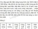 Bài 9 trang 60 Tài liệu Dạy – học Vật lí 9 tập 1
