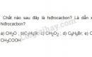 Bài 1 trang 107 sgk hoá học 11