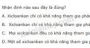 Bài 1 trang 120 sgk Hóa học 11