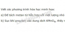 Bài 1 trang 137 SGK Hóa học 11
