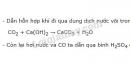Bài 1 trang 75 SGK Hóa học 11