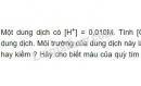 Bài 2 trang 22 sgk Hóa học 11