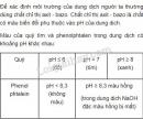 Bài 3 trang 14 SGK Hóa học 11