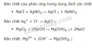 Bài 3 trang 20 SGK Hóa học 11
