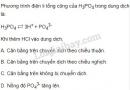 Bài 3 trang 54 sgk hóa học 11