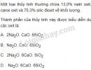 Bài 3 trang 83 sgk Hóa học lớp 11