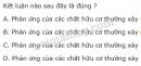 Bài 4 trang 105 sgk hoá học 11