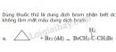 Bài 4 trang 121 SGK Hóa học 11