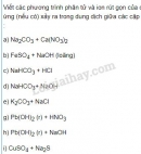 Bài 4 trang 22 SGK Hóa học 11