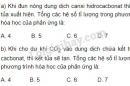Bài 4 trang 75 SGK Hóa học 11