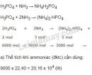 Bài 4 trang 58 SGK Hóa học 11