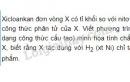 Bài 5 trang 121 sgk Hóa học lớp 11
