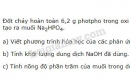 Bài 5 trang 50 SGK Hóa học 11