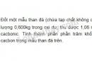 Bài 5 trang 70 SGK Hóa học 11