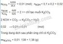 Bài 5 trang 75 SGK Hóa học 11
