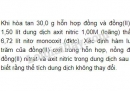 Bài 6 trang 45 SGK Hóa học 11