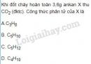 Bài 7 trang 116 SGK Hóa học 11