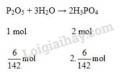 Bài 8 trang 62 SGK Hóa học 11