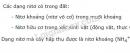 Bài 1 trang 31 Sinh 11 Tiết Dinh dưỡng nitơ ở thực vật( tiếp theo)