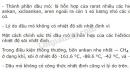 Bài 1 trang 169 sgk hóa học 11