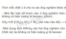 Bài 4 trang 160 SGK hóa học 11