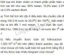 Bài 4 trang 169 SGK Hóa học 11