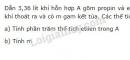 Bài 5 trang 145 SGK Hóa học 11