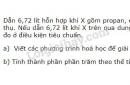 Bài 5 trang 147 SGK Hóa học 11
