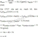 Bài 5 trang 210 SGK Hóa học 11