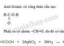 Bài 9 trang 213 SGK Hóa học 11