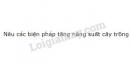 Bài 3 trang 50 SGK Sinh học 11