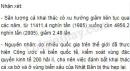 Bài 3 trang 83 SGK Địa lí 11