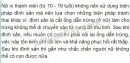 Bài 2 trang 185 SGK Sinh học 11