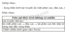 Bài 3 trang 120 SGK Sinh học 11