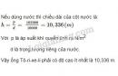 Câu C11 - trang 34 SGK vật lý 8