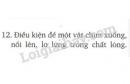 Bài 12 trang 62 SGK Vật lí 8