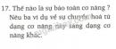Bài 17 trang 63 SGK Vật lí 8