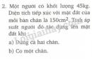 Bài 2 trang 65 SGK Vật lí 8
