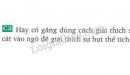 Bài C2 trang 69 SGK Vật lí 8
