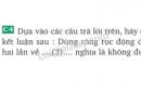 Bài C4 trang 50 SGK Vật lí 8