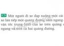 Bài C5 trang 13 SGK Vật lí 8