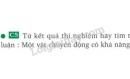 Bài C5 trang 56 SGK Vật lí 8