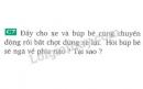 Bài C7 trang 19 SGK Vật lí 8