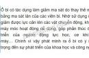 Bài C9 trang 23 sgk vật lí lớp 88