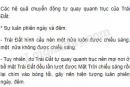 Bài 2 trang 21 SGK Địa lí 10
